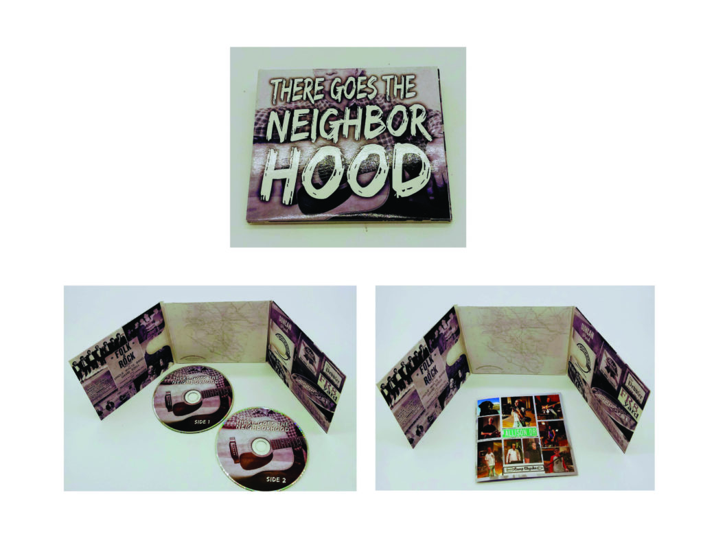 there goes the neighborhood compilation double lp