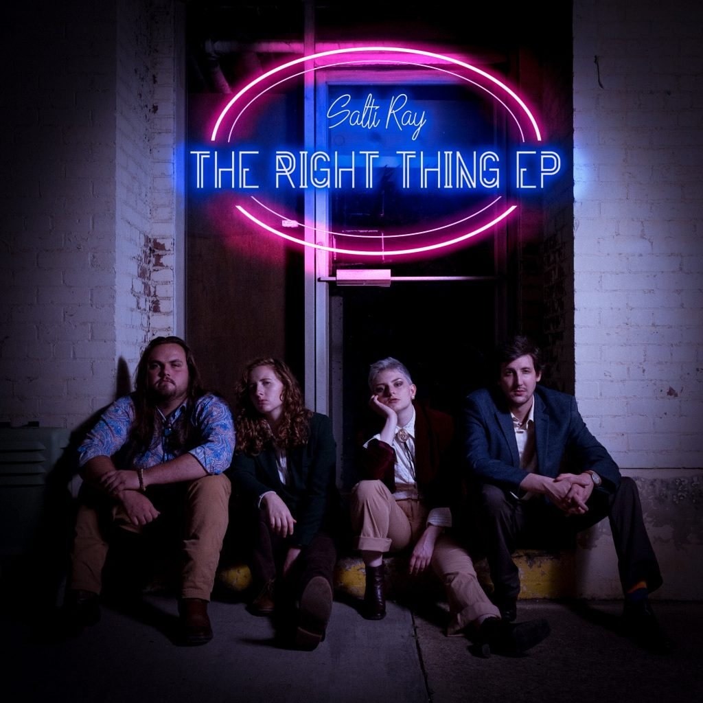 salti ray the right thing ep